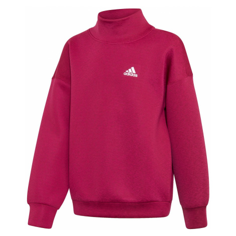 Adidas Girls Warm A.R. Sweat Track Top Hoodie