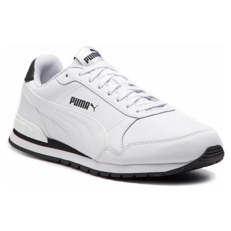 Sneakersy PUMA - St Runner V2 Full L 365277 01 Puma White/Puma White