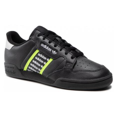 Adidas Buty Continental 80 FX5108 Czarny