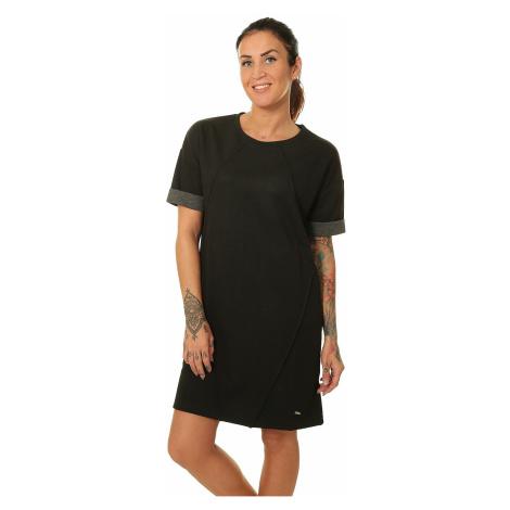 sukienka Heavy Tools Vimli - Black