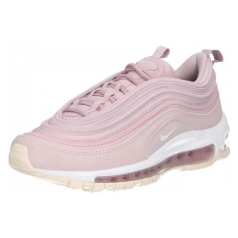 Nike Sportswear Trampki niskie 'Air Max '97 Premium Shoe' różowy pudrowy / biały