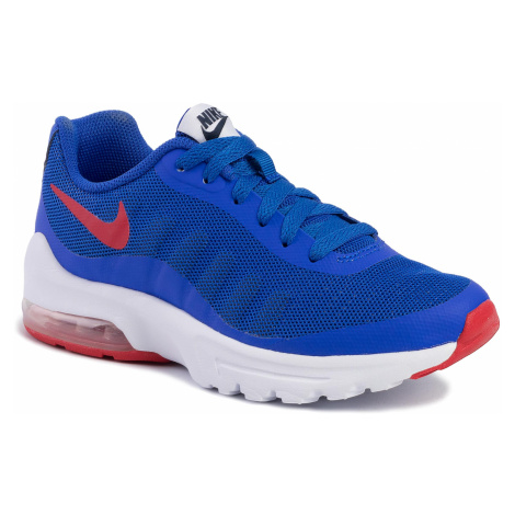Buty NIKE - Air Max Invigor (Gs) 749572 401 Rcr Bl/Unvrsty Rd/Obsdn/White