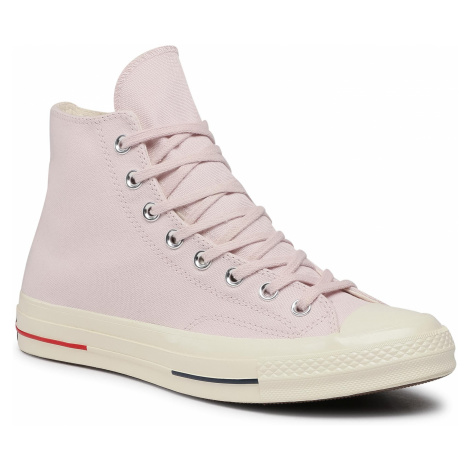 Trampki CONVERSE - Ctas 70 Hi 160492C Barely Rose/Gym Red/Navy 1