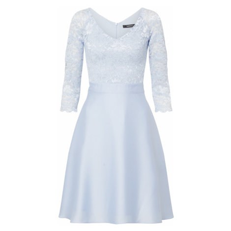 SWING Sukienka koktajlowa jasnoniebieski