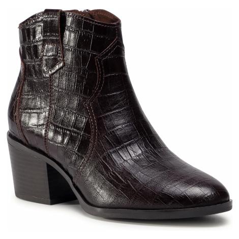 Damskie obuwie do kostek Caprice