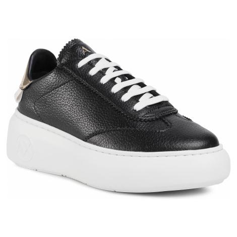 Sneakersy ARMANI EXCHANGE - XDX042 XV338 00002 Black