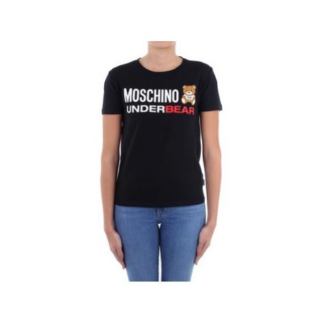 T-shirty z krótkim rękawem Moschino A 1904 9003