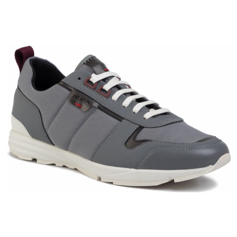 Sneakersy HUGO - Hubrid 50421084 10222800 01 Medium Grey 030 Hugo Boss