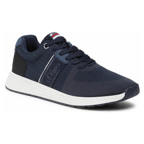 Sneakersy S.OLIVER - 5-13613-36 Navy 805