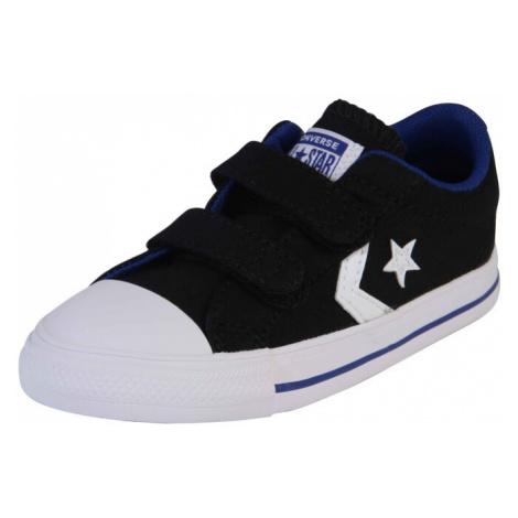 CONVERSE Trampki 'STAR' czarny / biały / niebieski