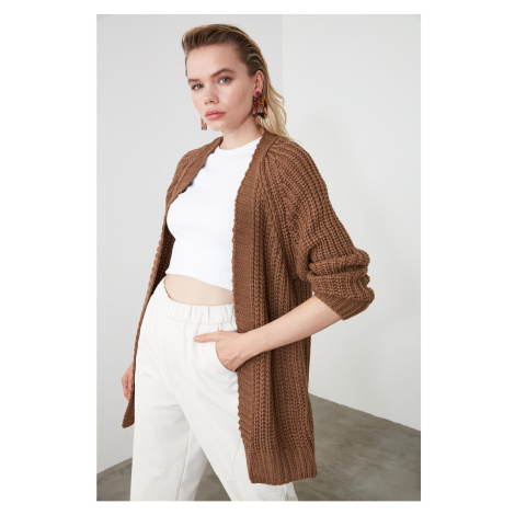 Sweter damski Trendyol Mesh detailed
