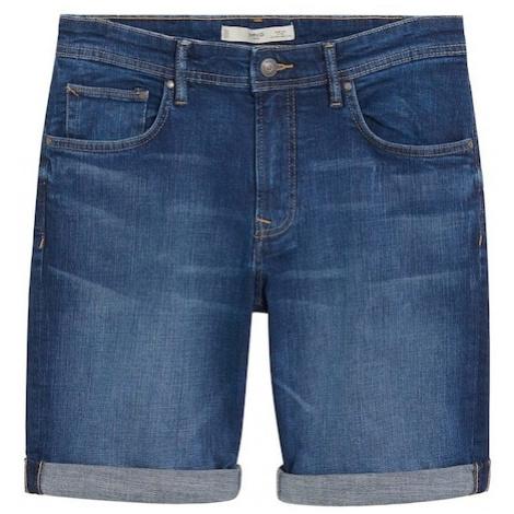 MANGO MAN Spodnie 'Rock6' ciemny niebieski