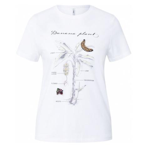 ONLY Koszulka 'Kita' biały