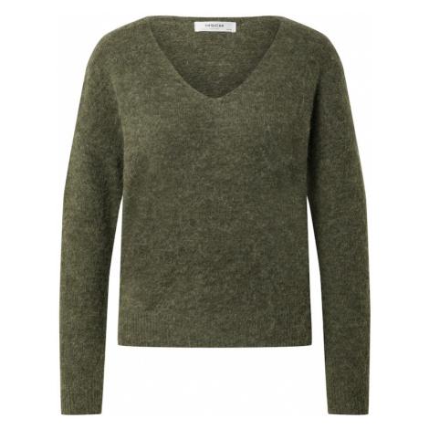 MOSS COPENHAGEN Sweter zielony