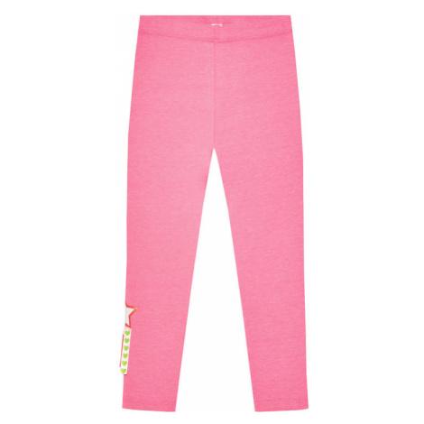 Billieblush Legginsy U14445 Różowy Slim Fit
