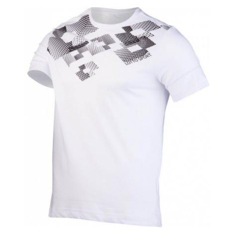 Lotto L73 V TEE LOSANGA JS biały XL - Koszulka męska