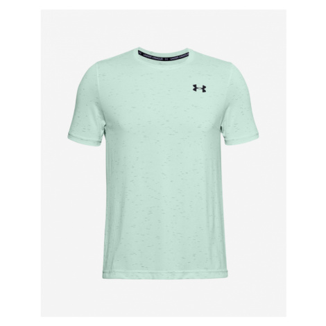 Under Armour Seamless Koszulka Zielony