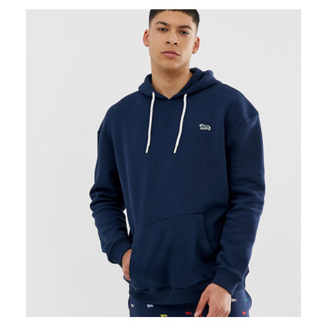 Lonsdale oversized boxy hoodie
