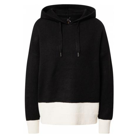 Key Largo Sweter czarny / biały