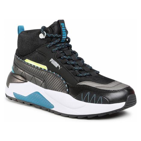 Sneakersy PUMA - X-Ray 2 Square Mid Wtr 373020 01 Black/Digi/Blue/Fizzy Yellow