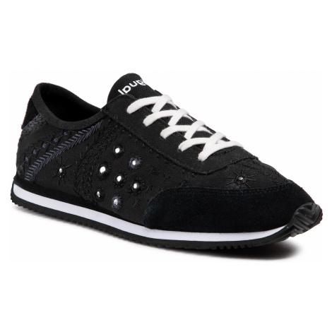 Sneakersy DESIGUAL - Exotic 21SSKA09 2000