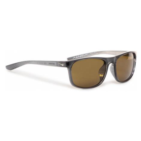 Nike Okulary przeciwsłoneczne Endure CW4651 021 Szary