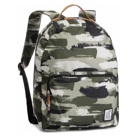 Plecak THE PACK SOCIETY - 184CPR702.74 Kolorowy Zielony