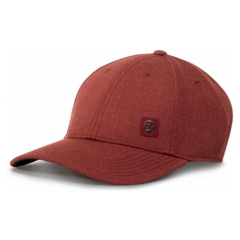 Czapka z daszkiem BUFF - Baseball Cap Solid Rusty 117297.404.10.00 W/Backram