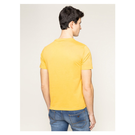 Levi's® T-Shirt Housemark Graphic Tee 22489-0261 Żółty Regular Fit Levi´s