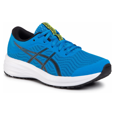 Buty ASICS - Patriot 12 Gs 1014A139 Directoire Blue/Black 401