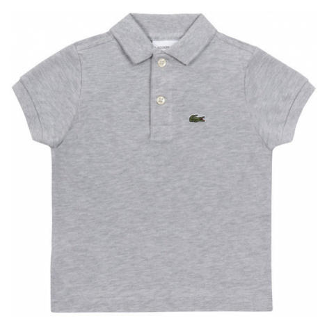 Lacoste Polo PJ2909 Szary Regular Fit