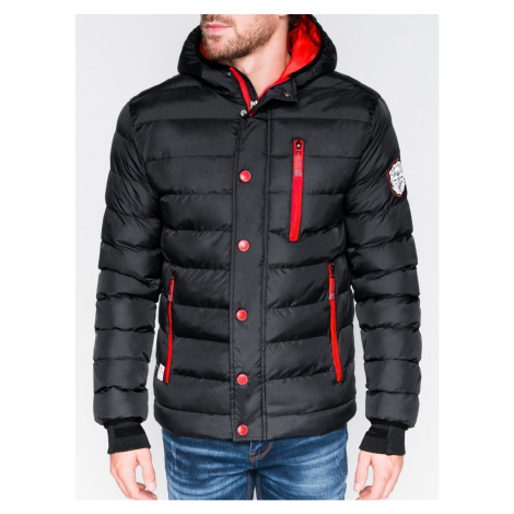 Ombre MEN'S WINTER QUILTED JACKET C124