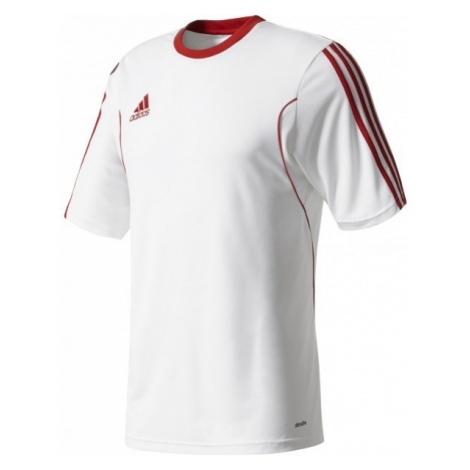 adidas SQUAD 13 JERSEY SS JR - Strój piłkarski młodzieżowy