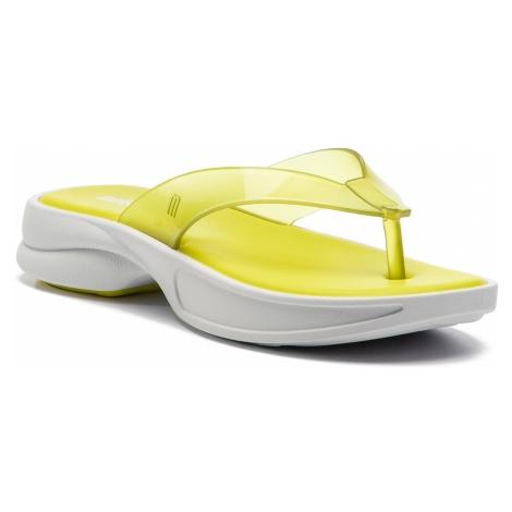 Japonki MELISSA - Odd Ad 32525 Yellow/White 51313