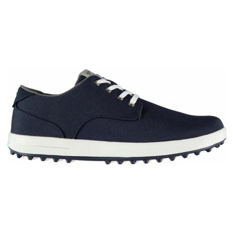 Slazenger Canvas Mens Golf Shoes