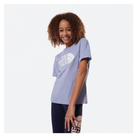 Koszulka dziecięca The North Face S/S Easy Boyfriend Tee NF0A55DBW23