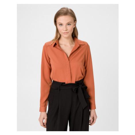 Vero Moda Evita Koszula Pomarańczowy