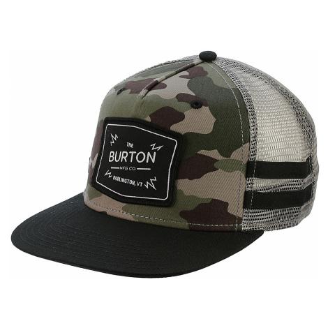 czapka z daszkiem Burton Bayonette Snapback - Camo
