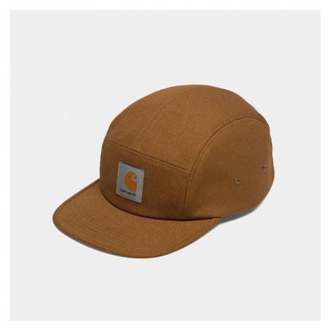 Czapka Carhartt WIP Backley Cap I016607 HAMILTON BROWN