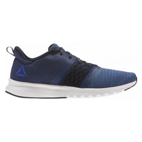Reebok PRINT LITE RUSH niebieski 11.5 - Obuwie do biegania męskie