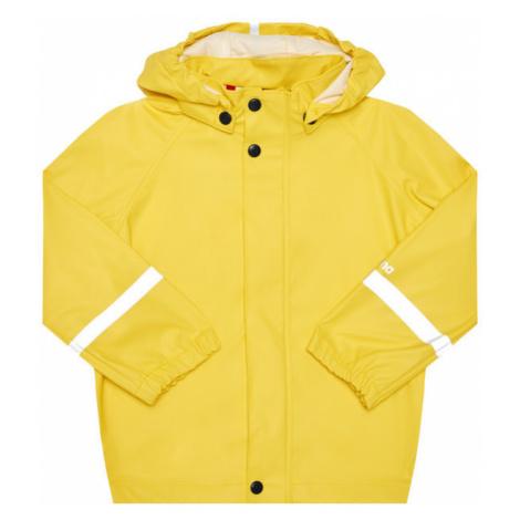 Reima Kurtka przeciwdeszczowa 521491 Żółty Regular Fit