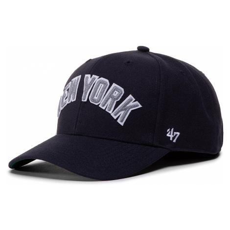 Czapka z daszkiem 47 BRAND - Mlb New York Yankees Chain Link Script '47 Mvp B-CHLDP17WBP-NY Navy