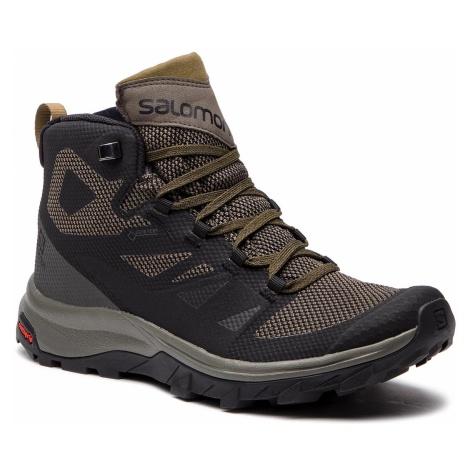 Salomon Mens Vandon GTX Walking Boot