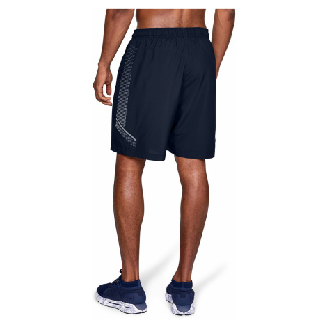 Under Armour Woven Graphic Shorts Navy