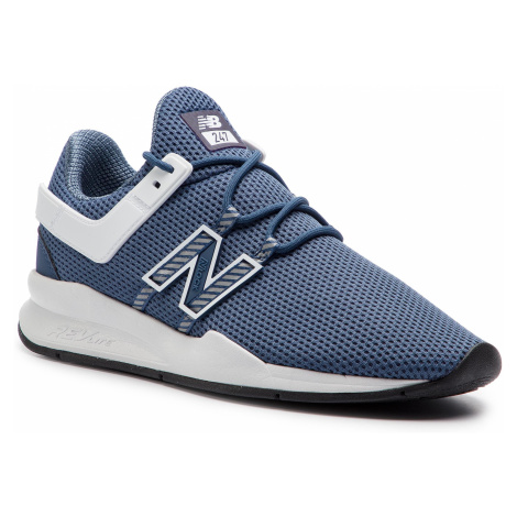 Sneakersy NEW BALANCE - MS247DEC Granatowy