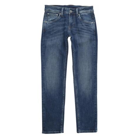 Pepe Jeans Jeansy 'CASHED' niebieski denim