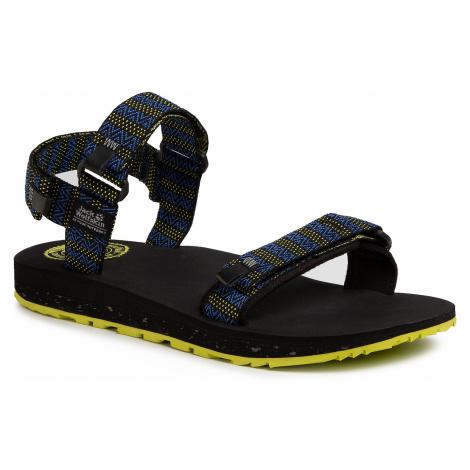 Sandały JACK WOLFSKIN - Outfresh Sandal M 4039441 Blue/Black