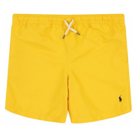 Polo Ralph Lauren Szorty kąpielowe Spring I 323785582 Żółty Regular Fit