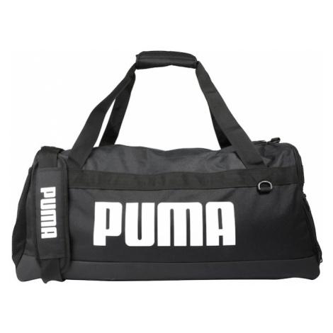 PUMA Torba sportowa 'Challenger' biały / czarny