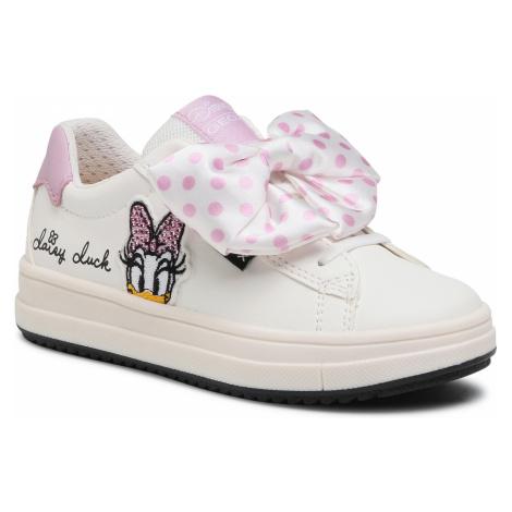 Sneakersy GEOX - J Rebecca G. B J04BDB 000BC C0680 S Off White/Pink